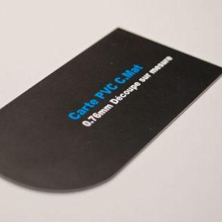 Plaque / Règle PVC