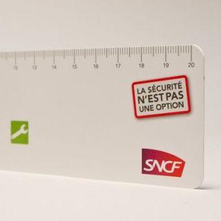 Carte PVC sur mesure